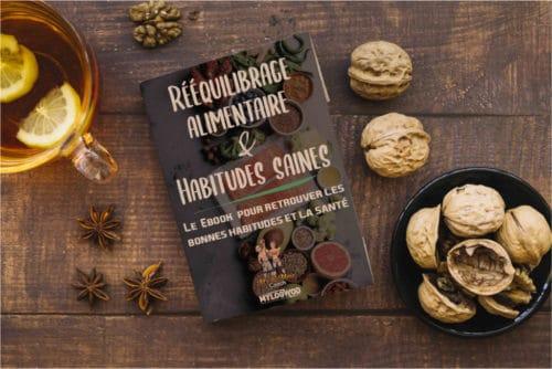 UN EBOOK POUR RETROUVER LA SANTÉ ET REGULER SA NUTRITION